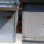 藤井寺市でシャッター修理
